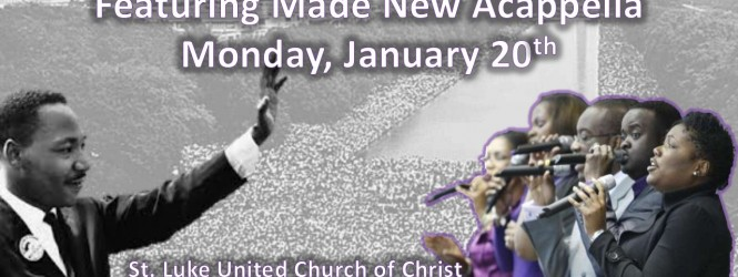 Made New Featured At City MLK Celebration