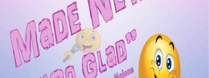 """So Glad"" – Written by Jerome Malone"